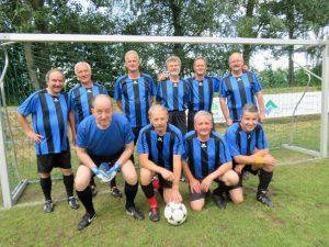 Team in Rauen am 4.6.2016